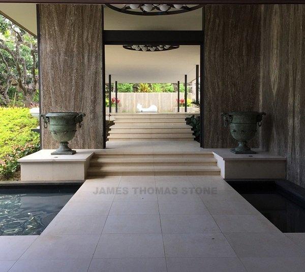 custom stone design