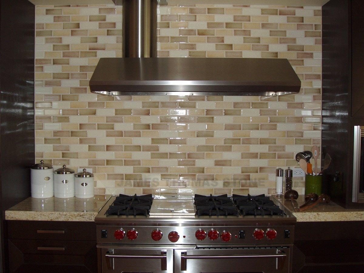 custome kitchen tile