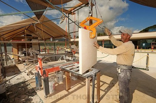 ON-SITE FABRICATION